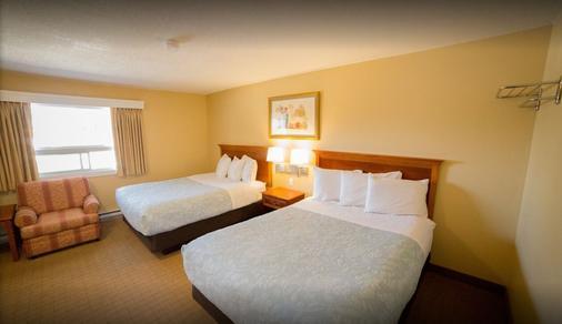 Midway Motel - Brandon - Makuuhuone