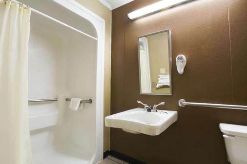Microtel Inn and Suites by Wyndham Columbia/Fort Jackson N - Columbia - Phòng tắm