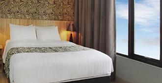 The Green Hotel Bekasi - Bekasi - Bedroom