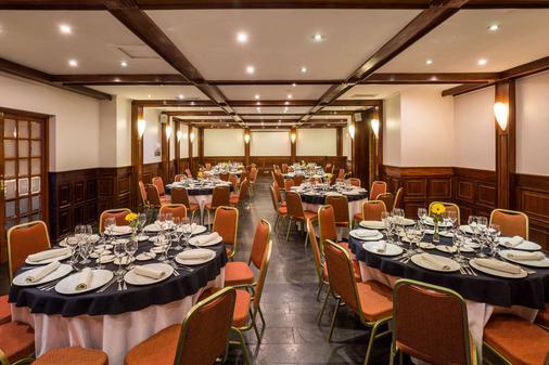 Best Western Marina Del Rey - Viña del Mar - Banquet hall