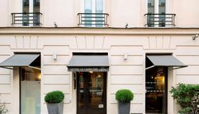 Hotel Chaplain - Paris - Building