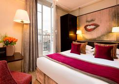 Hotel Chaplain - Paris - Bedroom