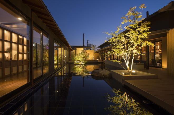 Biwako Ryokusuitei - Ōtsu - Pool