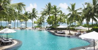 Taj Bentota Resort & Spa - Bentota - Piscina