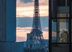Hotelf1 Villepinte - Roissy-en-France - Wohnzimmer