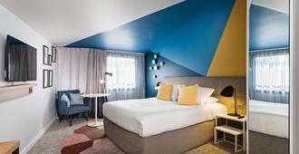 基里亞德埃克斯普羅旺斯高級酒店 - 普羅旺斯地區艾克斯 - 艾克斯普羅旺斯 - 臥室