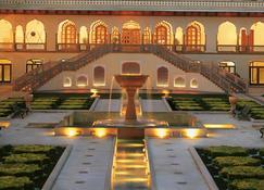 Rambagh Palace - Jaipur - Gebäude