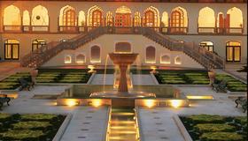 Rambagh Palace - Jaipur - Edificio