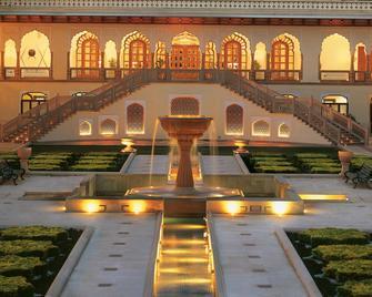 Rambagh Palace - Džajpur - Building