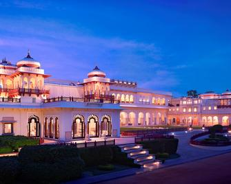 Rambagh Palace - Jaipur - Bâtiment