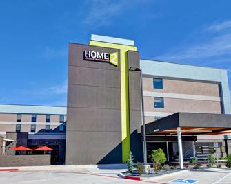 Home2 Suites by Hilton OKC Midwest City Tinker AFB - Midwest City - Gebouw