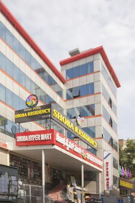 索巴居住飯店 - 班加羅爾 - 建築