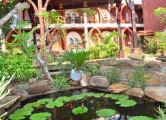 Kaday Aung Hotel - Bagan - Außenansicht