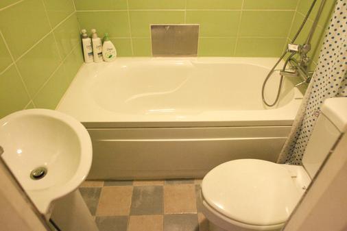 Hotel Biz Jongro Insadong - Seoul - Bathroom