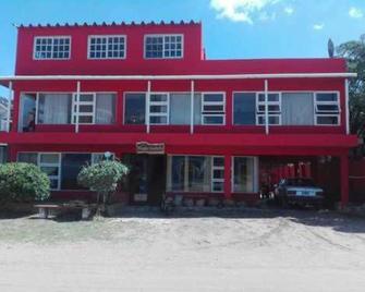 Hotel Monte Castello - Вілла Гесель - Building
