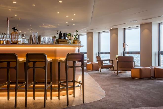 Radisson Blu Hotel, Lyon - Lyon - Bar