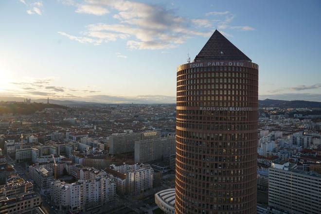 Radisson Blu Hotel, Lyon - Lyon - Building