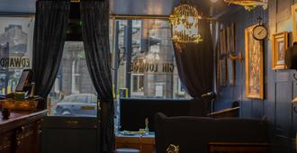 Gin Lounge Rooms - Ilkley