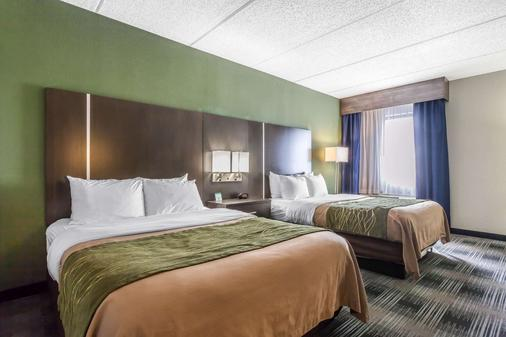 Comfort Inn Cleveland Airport - Middleburg Heights - Bedroom