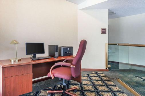 Comfort Inn Cleveland Airport - Middleburg Heights - Business centre