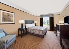 速 8 塔克薩斯州奧德薩酒店 - 奥德薩 - 奧德薩 - 臥室
