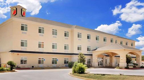 速 8 塔克薩斯州奧德薩酒店 - 奥德薩 - 奧德薩 - 建築