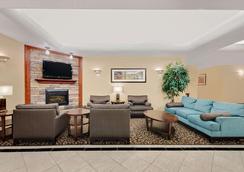 速 8 塔克薩斯州奧德薩酒店 - 奥德薩 - 奧德薩 - 大廳