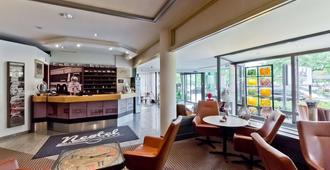 Arthotel ANA Neotel - Stuttgart - Hành lang
