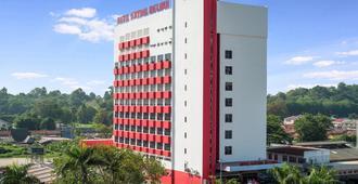 فندق سنترال ميلاكا - مالاكا - مبنى