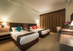 Hotel Sentral Melaka - Malacca - Bedroom