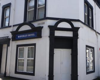 Waverley Hotel - Уоркингтон - Здание