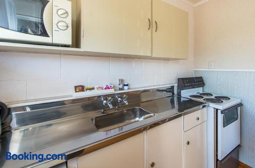 Astral Motel - Whanganui - Kitchen
