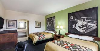 Super 8 by Wyndham Houston Hobby Airport South - Houston - Sovrum