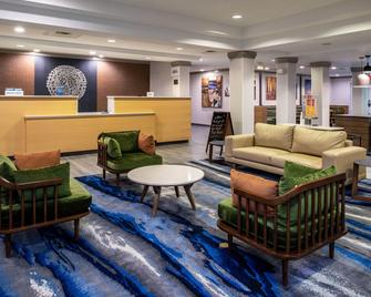 Fairfield Inn & Suites by Marriott High Point Archdale - Archdale - Lounge