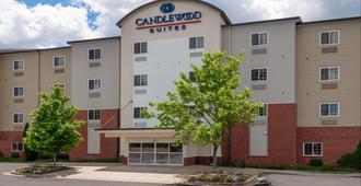 Candlewood Suites Athens - Athens - Edificio