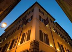 Hotel Adriano - Rome - Bâtiment