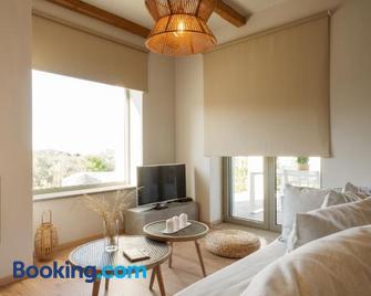 Elies Residences - Mytiléna - Living room