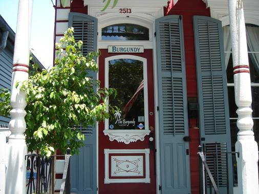 The Burgundy Bed and Breakfast - New Orleans - Cảnh ngoài trời