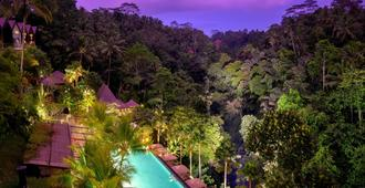 Chapung Sebali - Ubud - Outdoor view