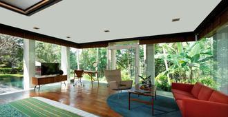 Chapung Sebali - Ubud - Bedroom