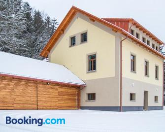 Hájenka Zátoky - Nove Mesto na Morave - Building