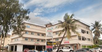 Hotel Galleria - Garapan - Edificio