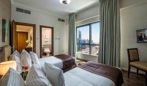 City Premiere Marina Hotel Apartments - Dubai - Bedroom