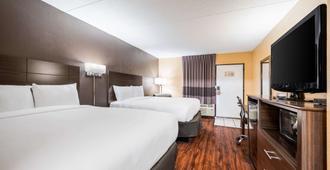Econo Lodge - Columbus - Bedroom