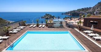 Panoramic Hotel - Taormina - Pool