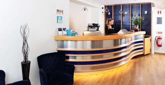 Sure Hotel by Best Western Center - Gotemburgo - Recepción
