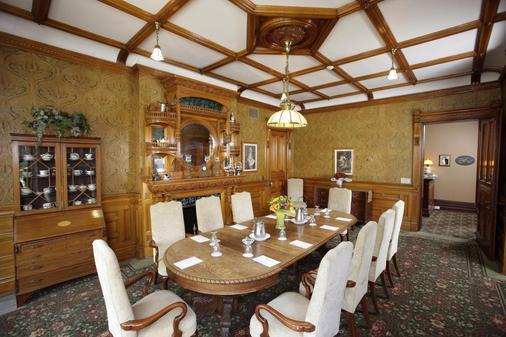 Idlewyld Inn & Spa - London - Dining room