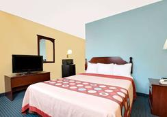 Super 8 by Wyndham Somerset - Somerset - Bedroom