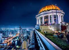 Tower Club At Lebua - Bangkok - Outdoor view