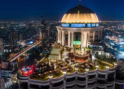 Tower Club At Lebua - Bangkok - Outdoor view